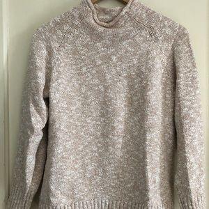 LL Bean Roll-Neck Sweater